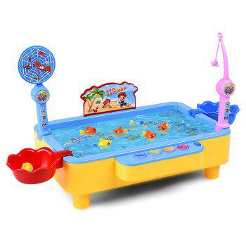 Funny Fishing Game Family Child Interactive Fun Desktop Toy