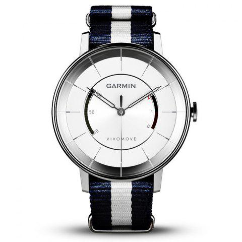 GARMIN vivomove Fashion Smart Wristwatch with 50M Waterproof Grade - DEEP BLUE
