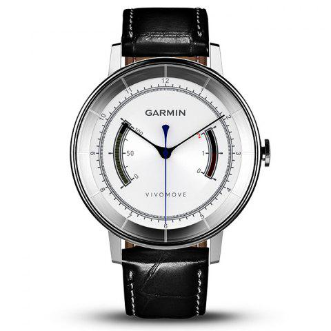 GARMIN vivomove Fashion Smart Wristwatch with 50M Waterproof Grade - BLACK