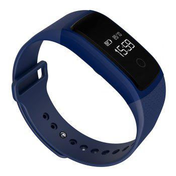 A09 Real-time Heart Rate Smart Bracelet Blood Oxygen Pressure Monitor Fatigue Index Wristband