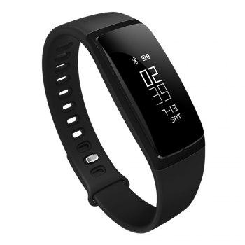 V07 Heart Rate Blood Pressure Smart Wristband USB Charging Plug Sleep Monitor Bracelet