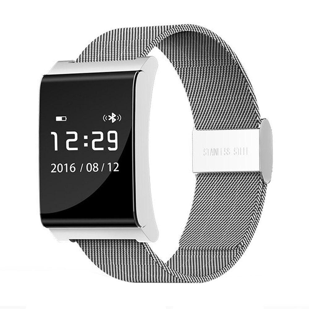 Sample X9 Plus BLE 4.0 Heart Rate Smart Wristband Blood Pressure Oxygen Monitor Bracelet sample page