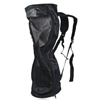 Portable Lightweight Backpack for 6.5 inch Self Balancing Scooter - BLACK 6.5 INCH