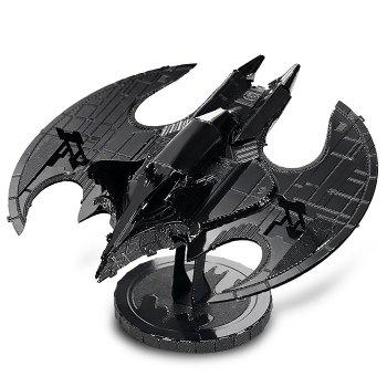 ZOYO 3D Metal Fighter Style Metallic Building Puzzle Educational Assembling Toy