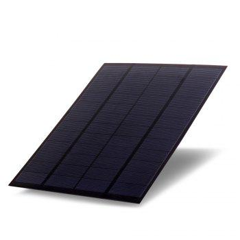 5W 12V Polycrystalline Silicon Solar Panel Charger