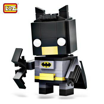 LOZ ABS Hero Style Building Block Educational Cartoon Movie Product Kid Toy - 157pcs