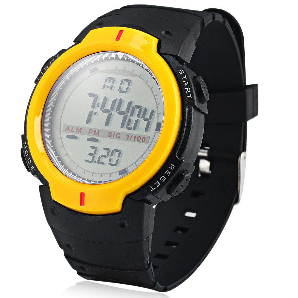 9040 Military LED Sports Watch Month Day Week Light Alarm от Dresslily.com INT