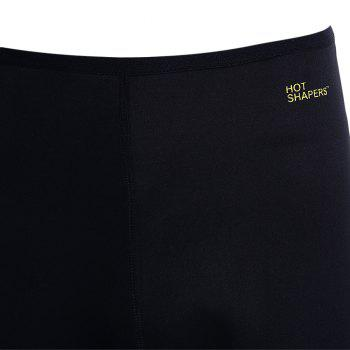 Women Elastic High Waisted Yoga Cropped Pants Polyester Made - 3XL 3XL