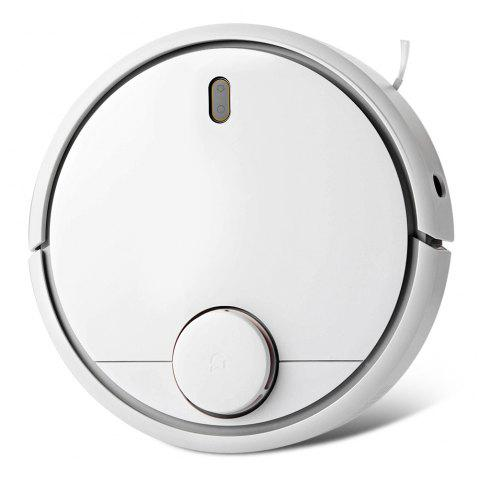 Original Xiaomi Smart Vacuum Cleaner App Remote Control 5200mAh Li-ion Battery - WHITE XIAOMI