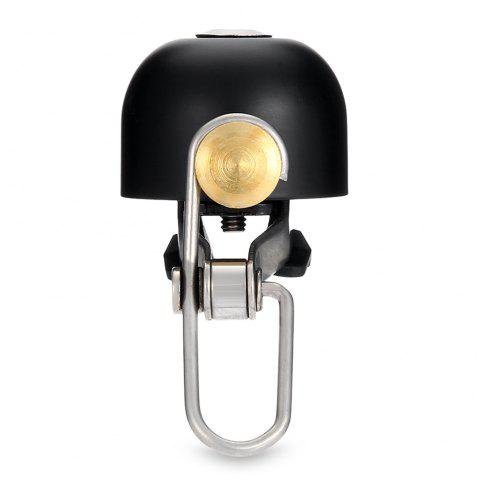 ROCKBROS Bike Bell Stainless Steel + Brass Made - Noir