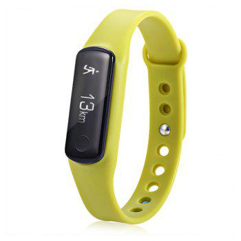 U02 Pedometer Sleep Monitor Smart Wristband Long Standby Time Bracelet