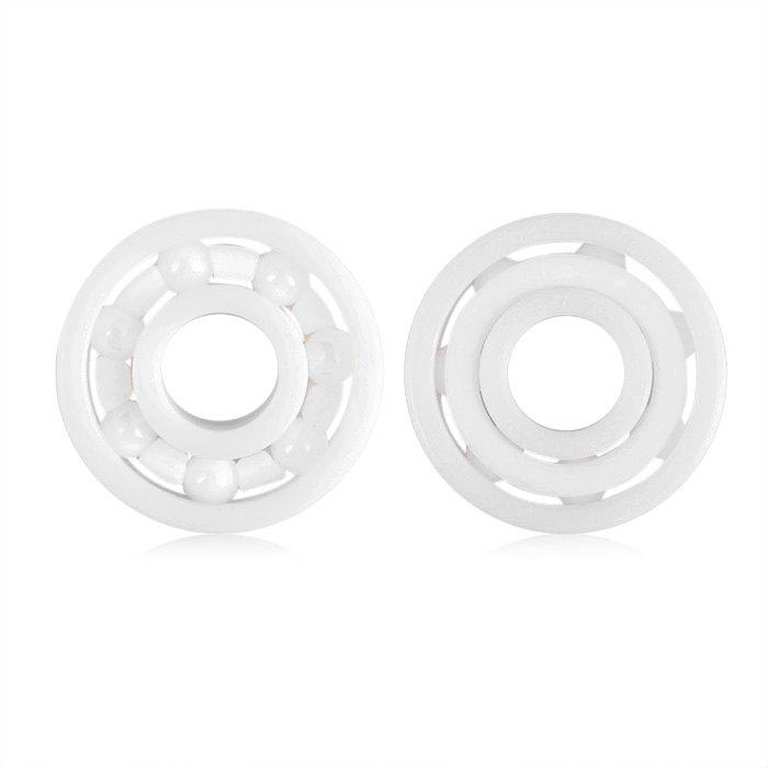 цены  Ceramic 608 Hybrid Ball Bearing for Triangle Finger Gyro - 1pc