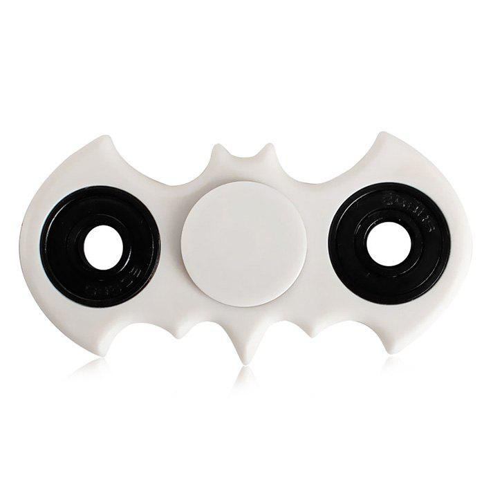 ABS ADHD Adult EDC Fidget Spinner Stress Reliever Toy Relaxation Gift - WHITE