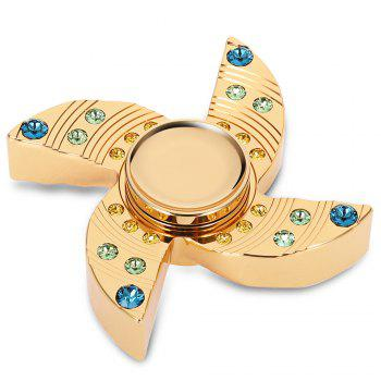 Cloverleaf AHDH Adult Fidget Spinner Funny Stress Reliever Relaxation Gift