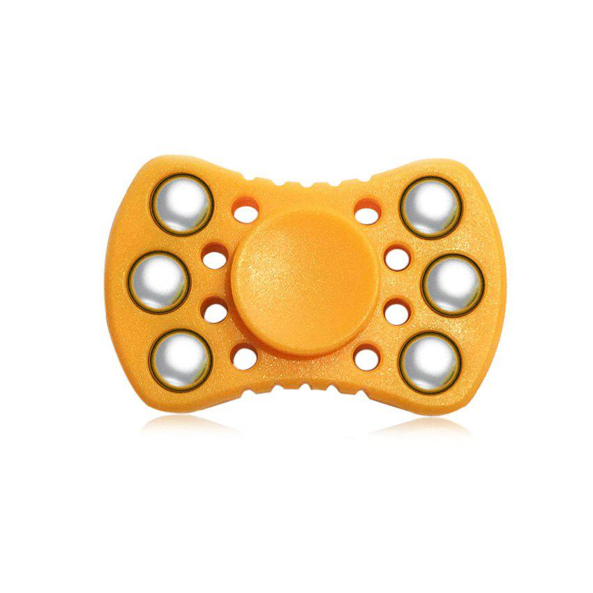 ABS ADHD Fidget Spinner with R188 Bearing Stress Relief Toy Relaxation Gift for Adults new arrived abs three corner children toy edc hand spinner for autism and adhd anxiety stress relief child adult gift