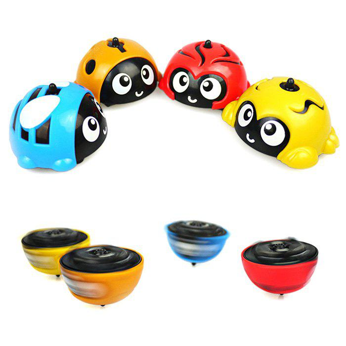 Animal Gyro Stress Reliever Pressure Reducing Toy for Office Worker - 2pcs / set fura durable gyro stress reliever pressure reducing toy for office worker