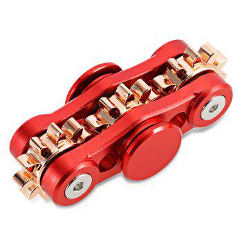 3-Gear Linkage Fidget Spinner Stress Relief Toy Relaxation Gift for Adults