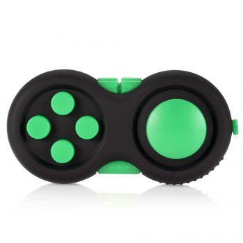 Magic Cube Style Fidget Spinner Funny Stress Reliever Relaxation Gift