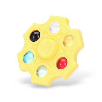 Six-blade Fidget Spinner Stress Reliever Toy Relaxation Gift