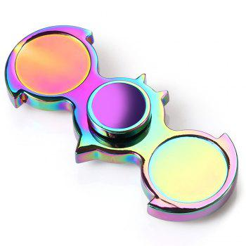 Two-wing Zinc Alloy Fidget Spinner Stress Reliever Toy Relaxation Gift -  ACU CAMOUFLAGE