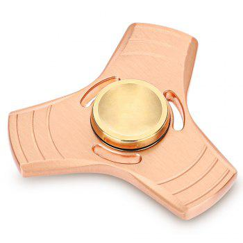 Copper Bearing Gyro Style Stress Reliever Pressure Reducing Toy for Office Worker