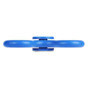 ABS Plastic ADHD Fidget Spinner Stress Reliever Toy Relaxation Gift -  BLUE