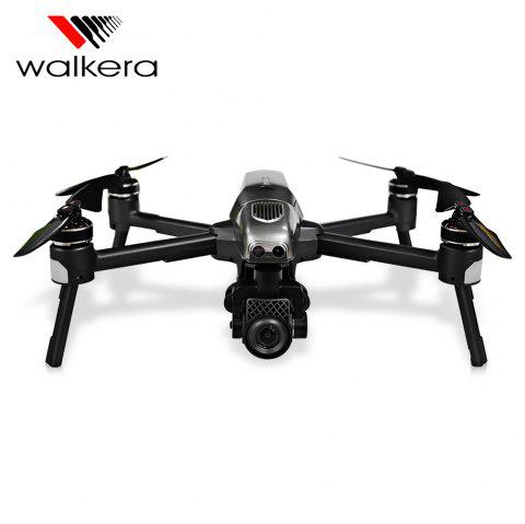 Refurbished Walkera VITUS 320 Foldable RC Drone RTF 5.8G FPV 4K UHD Camera / Infrared Obstacle Avoidance / AR Games - GRAY