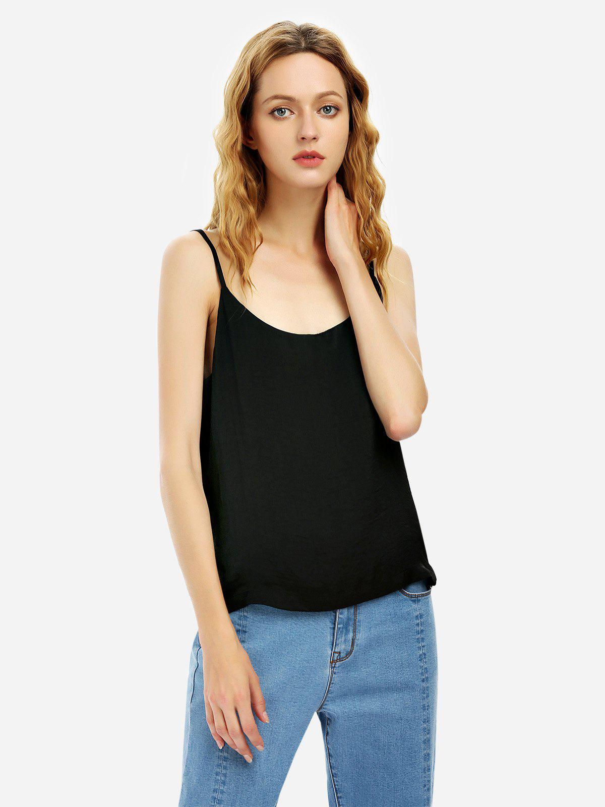 Camisole Top - BLACK XL