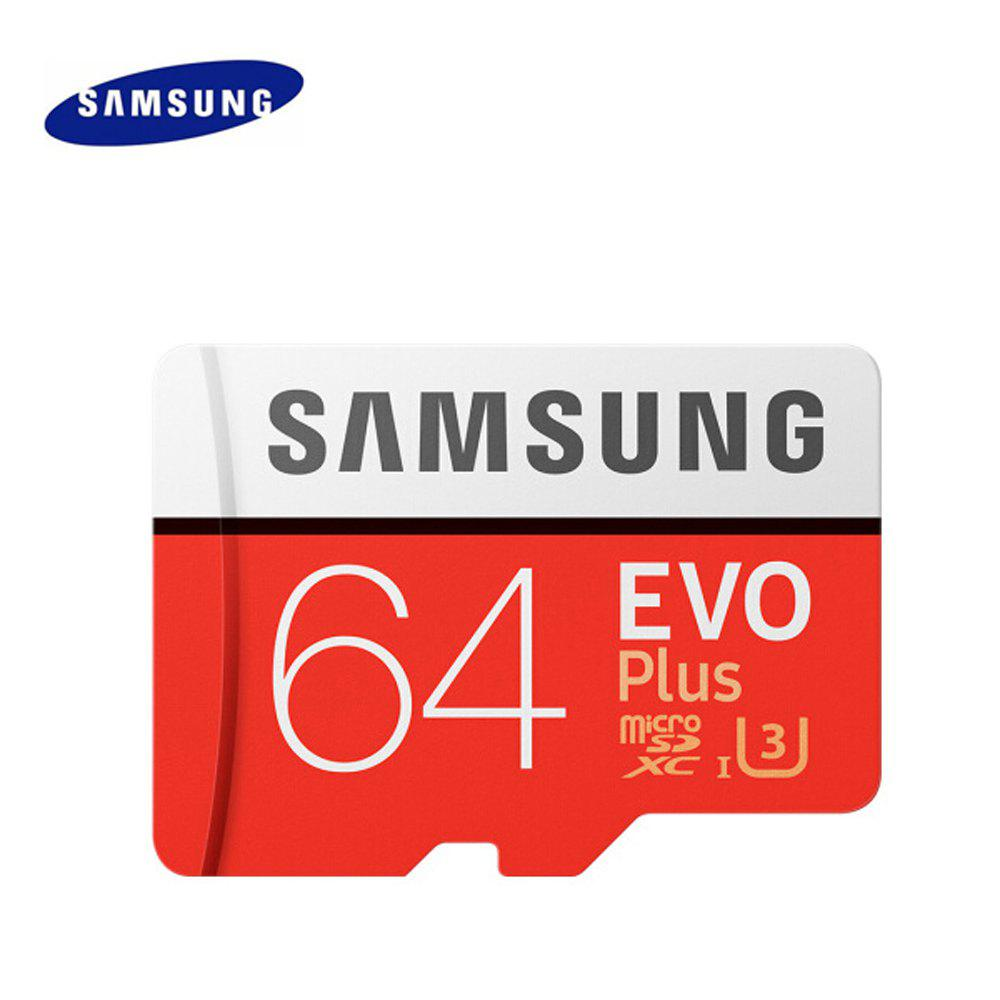 Original Samsung UHS-3 64GB Micro SDXC Memory Card Class 10 100MB/s Storage Device
