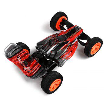 ZINGO RACING 9115 1:32 Micro RC Off-road Car RTR 20km/h / Impact-resistant PVC Shell / Drifting - RED