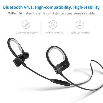 Siroflo S01 Bluetooth Sports Earphone - Noir