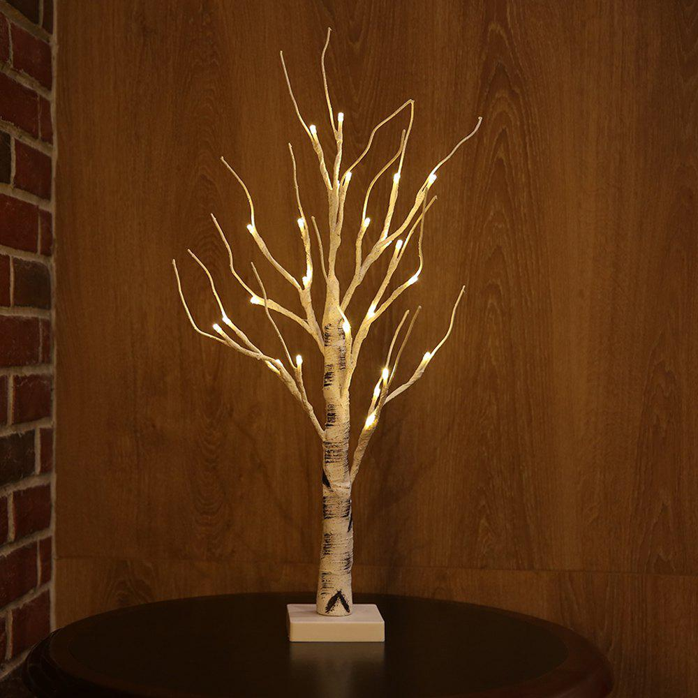 Zanflare LED Silver Birch Light - BLANC CHAUD 0.6M