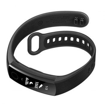 HUAWEI Band 3 Smartband Heart Rate Monitor Calories Consumption Pedometer NFC - BLACK