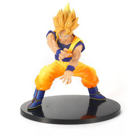 16CM Cool Fighting Japanese Animation PVC Figurine for Collection - COLORMIX