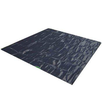 AOTU AT6212 2.1 x 2m Moisture-proof Mat Outdoor Picnic Camping BLACK