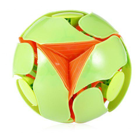 Switch Pitch Color-flipping Ball Creative Toy - COLORMIX