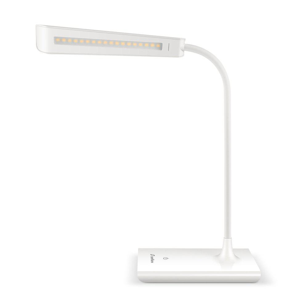 zanflare HZ - X8 Eye Care LED Table Lamp - WHITE US PLUG