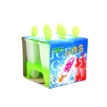 DIY Mould for Ice Ice Cream Plastic High Quality Novelty -  COLORMIX