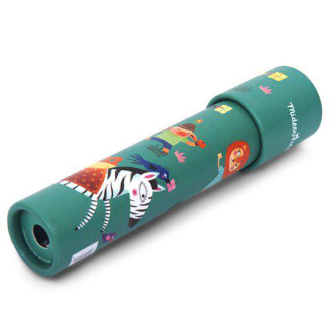 Classic Kaleidoscope with Exquisite Pattern Intelligence Toy for Kids - COLORMIX ZEBRA
