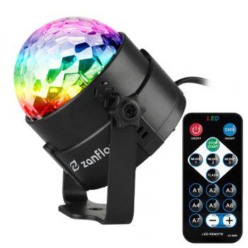 zanflare LED Party Light - BLACK US PLUG