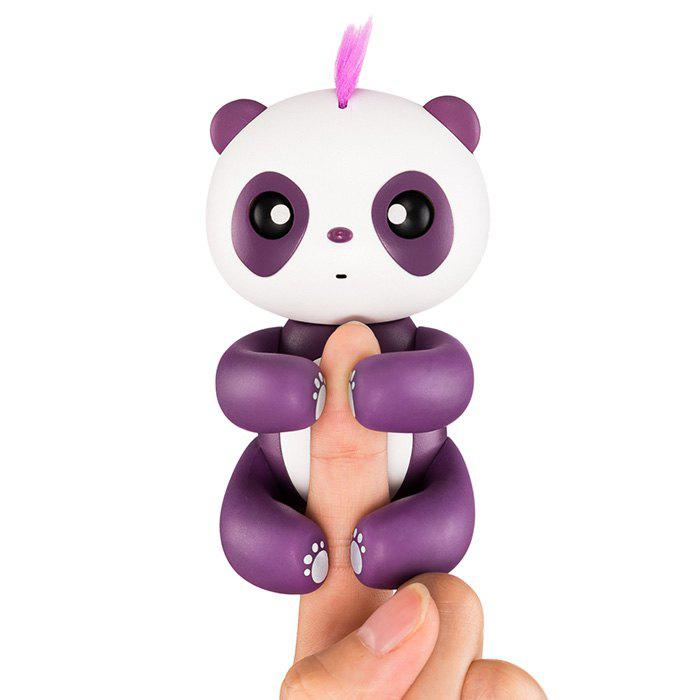 Interactive Panda Style Electronic Toy for Children funny fishing game family child interactive fun desktop toy