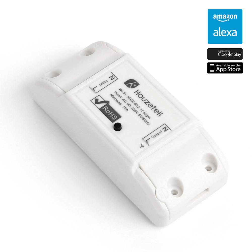 Houzetek Smart Breaker - WHITE