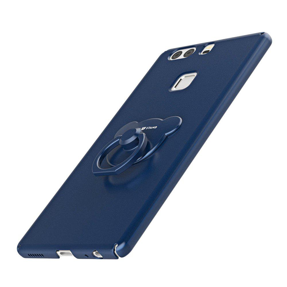 Full-body Protective The Outer Ring Cell Phone Holder Case for HUAWEI P9 Plus - CADETBLUE