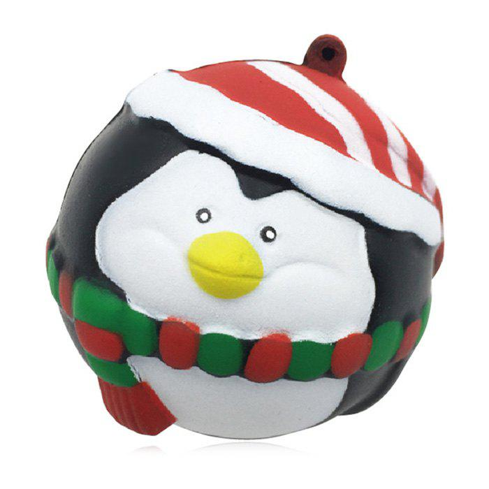 Christmas Style Slow Rising Squishy Toy for Pressure Reducing - COLORMIX C