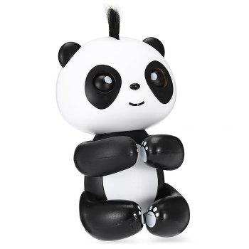 Interactive Panda Style Electronic Toy for Children - BLACK