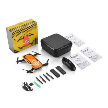 FuriBee H818 6 Axis Gyro Remote Control Quadcopter 2.0MP WiFi Camera 2 Batteries - ORANGE WITH 2 BATTERIES