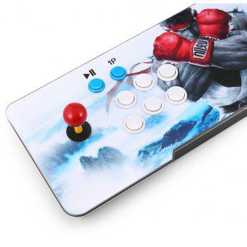 999 in 1 Video Games Arcade Console Machine Double Stick Home Pandora's Box 5s - WHITE