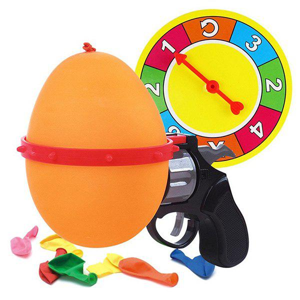 Novelty Balloon Gun Toy Suitable for Party - COLORMIX