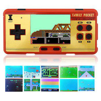 Portable Wireless Handheld Game Console With 3 inch LCD Screen - COLORMIX