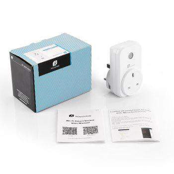Houzetek SWA1 WiFi Smart Plug - Blanc UK PLUG